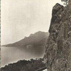 Postales: POSTAL FRANCIA. CANNES. LA CORNICHE D'OR. CAP ROUX. THEOULE ET TRAYAS. 32. AÑOS 50.. Lote 175418017