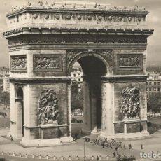 Postales: POSTAL FRANCIA. LA PLACE DE L'ETOILE. 446. 10X15 CM. 1950.. Lote 175666444