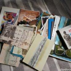 Postales: LOTE POSTALES VARIADO. A CLASIFICAR.ESPAÑA.PAISAJES.TEMATICAS.EXTRANJERAS.PELICULAS.VIAJES.PORTUGAL.. Lote 175889747