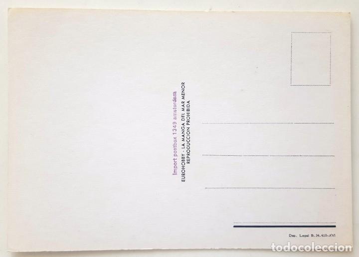 Postales: POSTAL COLECTARJETAS A 25. ESPAÑA. 100 PESETAS. 1928. EUROHOBBY. - Foto 2 - 176211469