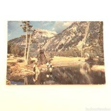 Cartes Postales: (AKT.9) TARJETA POSTAL SIN CIRCULAR - N°1454. SERIE II. PARQUE NACIONAL DE AIGUES TORTES. Lote 176414325