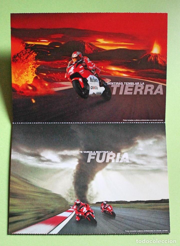 Postales: Postales Yamaha Team - Foto 2 - 176538398
