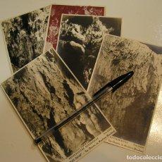 Postales: LOTE 5 POSTALES SAN QUINTIN DE MEDIONA GRUTAS DE DEUS FOTO JUFRE (19). Lote 176782813