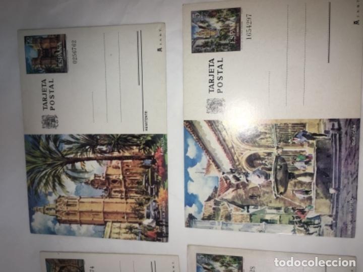 Postales: LOTE de 9 postales variadas con sello y matasellos ENTRA TODO. - Foto 2 - 177266533