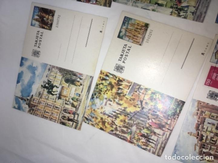 Postales: LOTE de 9 postales variadas con sello y matasellos ENTRA TODO. - Foto 4 - 177266533