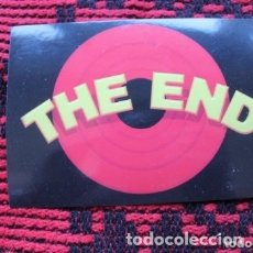 Postales: THE END. Lote 177275844