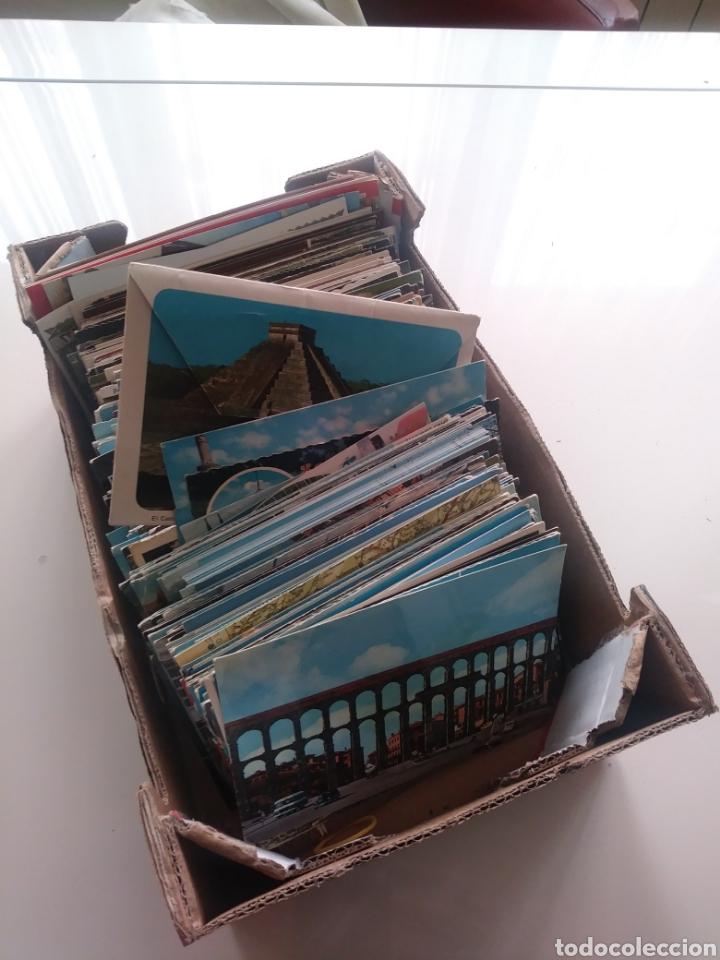 GRAN LOTE POSTALES 60'S & 70'S (Postales - Varios)