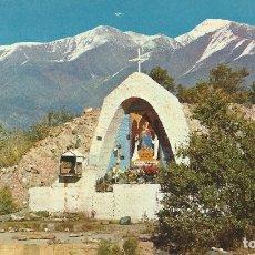 Postales: POTRERILLOS. MENDOZA. ARGENTINA. GRUTA POMPEYA. CAMINO A VALLECITOS Y CORDÓN DE PLATA. AÑOS 80.. Lote 177612923
