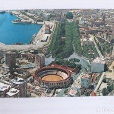 Postales: PLAZA TOROS MALAGA. Lote 177667988