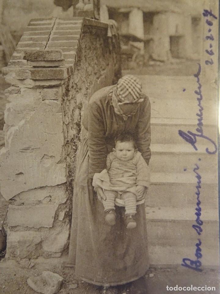 Postales: LOTE DE 10 POSTALES CPA ANTIGUAS VARIOS PAISES, CASI TODAS CIRCULADAS, VER FOTOS - Foto 7 - 178399892