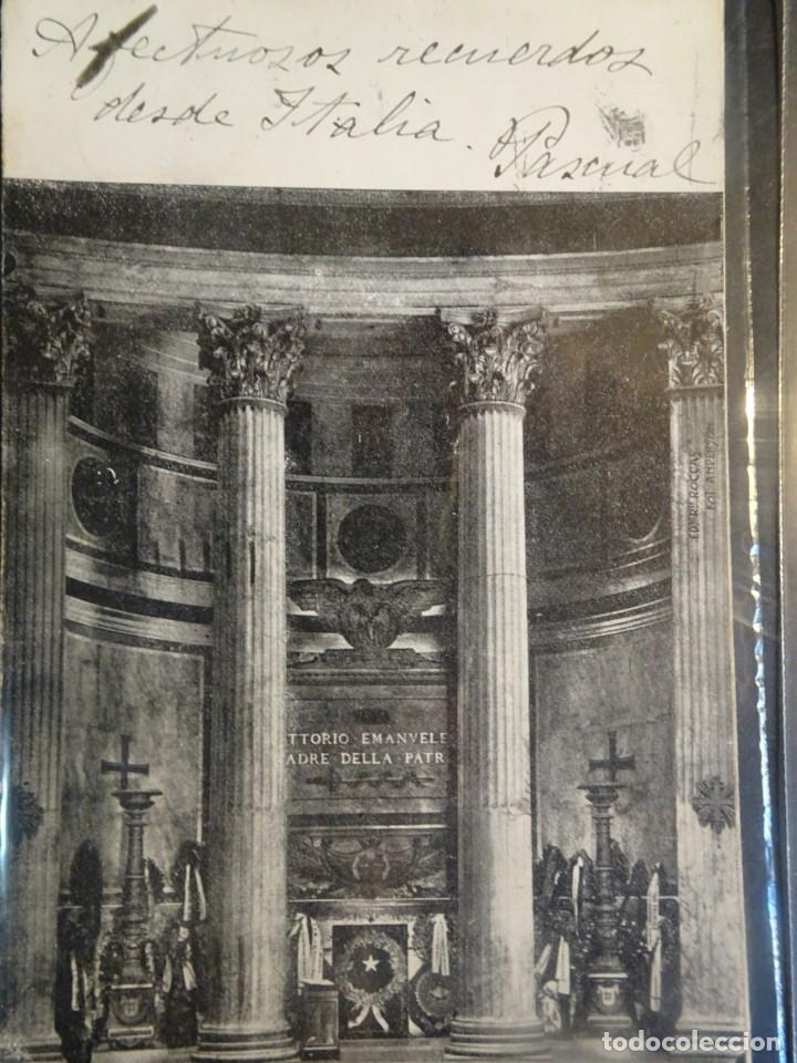 Postales: LOTE DE 10 POSTALES CPA ANTIGUAS VARIOS PAISES, CASI TODAS CIRCULADAS, VER FOTOS - Foto 9 - 178399892