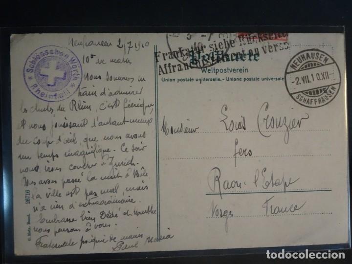 Postales: LOTE DE 10 POSTALES CPA ANTIGUAS VARIOS PAISES, CASI TODAS CIRCULADAS, VER FOTOS - Foto 13 - 178399892