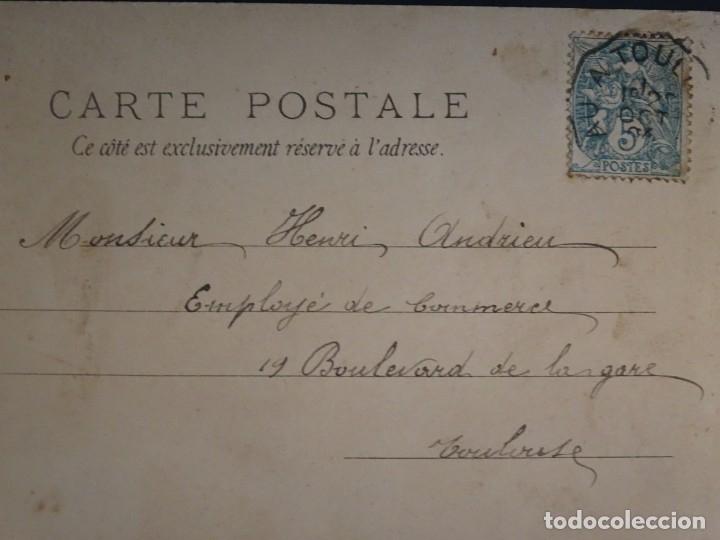 Postales: LOTE DE 10 POSTALES CPA ANTIGUAS VARIOS PAISES, CASI TODAS CIRCULADAS, VER FOTOS - Foto 14 - 178399892