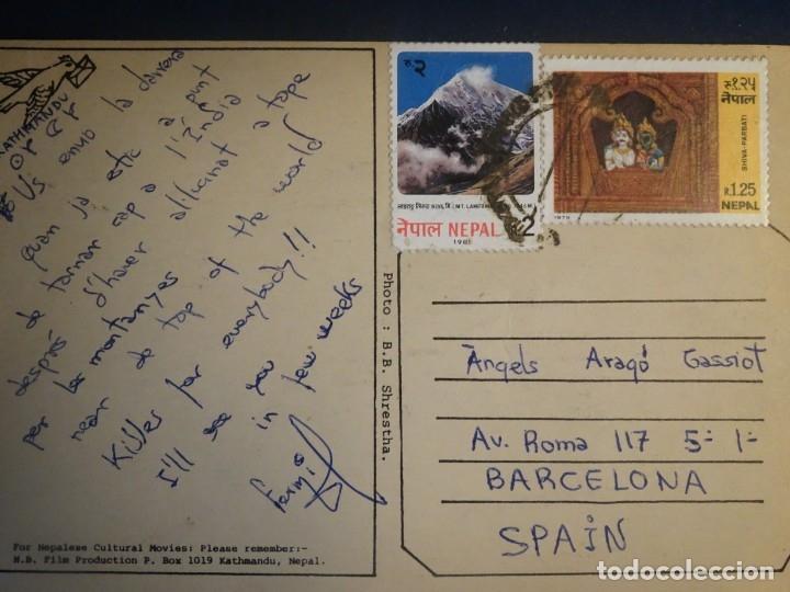 Postales: LOTE DE 10 POSTALES CPA ANTIGUAS VARIOS PAISES, CASI TODAS CIRCULADAS, VER FOTOS - Foto 17 - 178399892