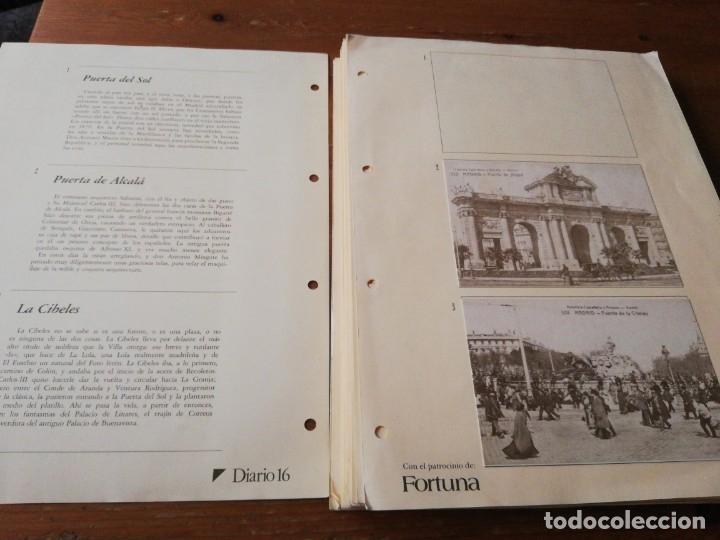 Postales: Colección de postales. Recuerdos de Madrid. Incompleta. Faltan 2. - Foto 2 - 178650655