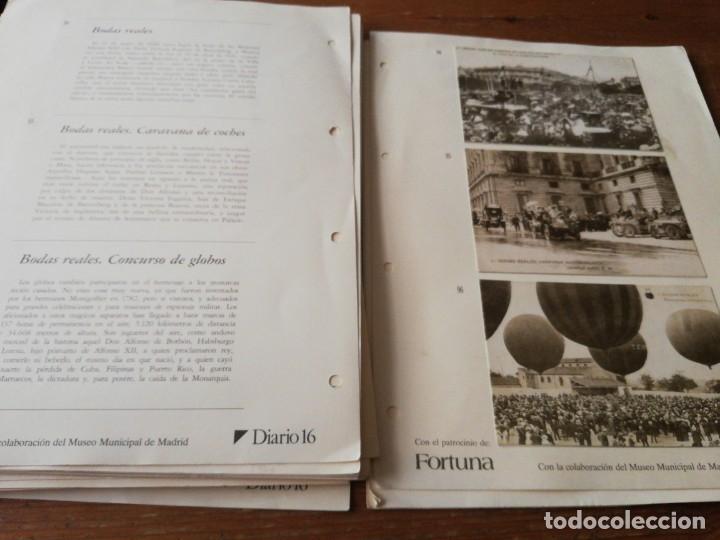Postales: Colección de postales. Recuerdos de Madrid. Incompleta. Faltan 2. - Foto 4 - 178650655