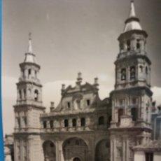 Postales: ALFARO. FACHADA IGLESIA SAN MIGUEL. NUEVA. Lote 179404745