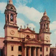 Postales: PAMPLONA. FACHADA DE LA CATEDRAL. NUEVA. Lote 179405140