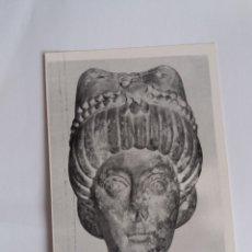 Postales: TARJETA POSTAL - A. BIZANTINO - CABEZA FEMENINA . Lote 179518816