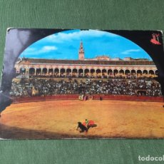 Postales: POSTAL-PLAZA DE TOROS SEVILLA - LA DE LA FOTO VER TODOS MIS LOTES DE POSTALES. Lote 180330890