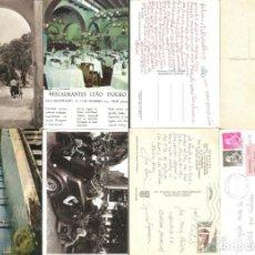 Postales: POSTALES, LOTE DE 4.. Lote 181595963