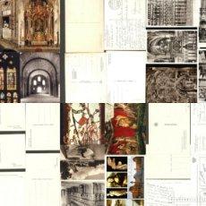 Postales: POSTALES/FOTOS ANTIGUAS, LOTE DE 14.. Lote 181609655