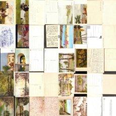 Postales: POSTALES/FOTOS ANTIGUAS, LOTE DE 24.. Lote 181609810