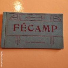 Postales: FÉCAMP 12 CARTES POSTALES . Lote 182090788