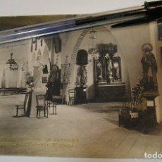 Postales: ANTIGUA TARJETA POSTAL EXPOSICION HISPANO FRANCESA Nª 12 INTERIOR PABELLON MARIANO (19). Lote 182223247