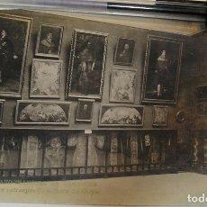 Postales: ANTIGUA TARJETA POSTAL EXPOSICION HISPANO FRANCESA Nª 20 SALA DE GOYA (19). Lote 182223520