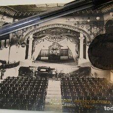 Postales: ANTIGUA TARJETA POSTAL EXPOSICION HISPANO FRANCESA GRAN CASINO TEATRO (19). Lote 182225105