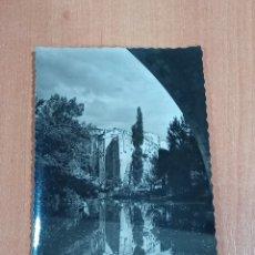 Postales: ANTIGUA POSTAL CUENCA REFLEJOS DEL JUCAR. Lote 182757160
