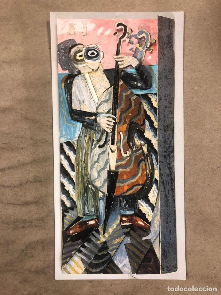 ANDRÉS NAGEL, ARCO '90. TARJETA PROMOCIONAL DEL ARTISTA EN LA FERIA ARCO DE 1990. (Postales - Varios)