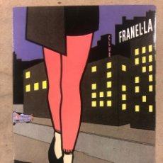 Postales: FRANEL-LA (BARCELONA). POSTAL SIN CIRCULAR PUBLICITARIA. AÑOS 80.. Lote 183016713