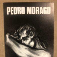Postales: PEDRO MORAGO. POSTAL SIN CIRCULAR PROMOCIONAL. AÑOS 80.. Lote 183017131