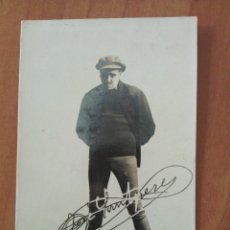 Postales: POSTAL ANTIGUA : ACTOR JOSÉ SANTPERE / EL CRIM DEL PEGOT. Lote 183214430