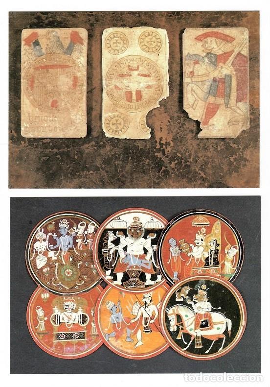 Postales: 15 Postales Museo Fournier de naipes de Alava - 1993 / Estuche - Foto 2 - 183483425