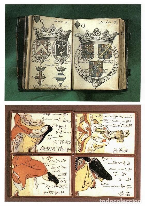 Postales: 15 Postales Museo Fournier de naipes de Alava - 1993 / Estuche - Foto 4 - 183483425