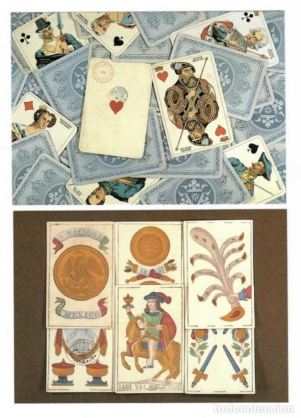 Postales: 15 Postales Museo Fournier de naipes de Alava - 1993 / Estuche - Foto 6 - 183483425