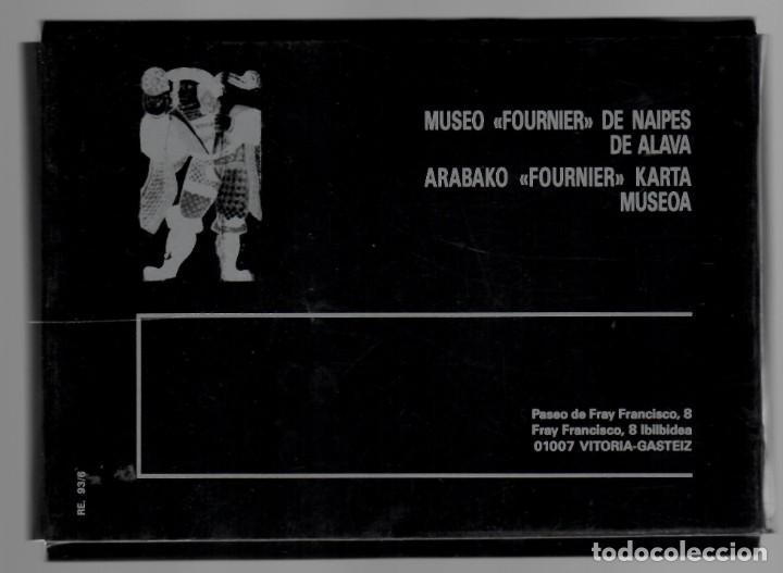 Postales: 15 Postales Museo Fournier de naipes de Alava - 1993 / Estuche - Foto 9 - 183483425