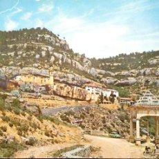 Postales: ZORITA DEL MAESTRAZGO (CASTELLÓN). SANTUARIO DE NTRA. SRA. DE LA BALMA. VISTA GENERAL. FOTO BOLUÑA. . Lote 183793617