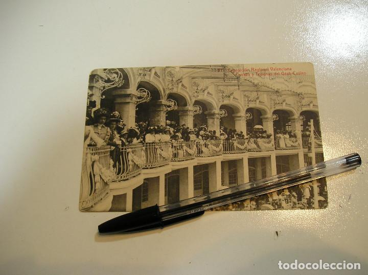 Postales: LOTE 20 ANTIGUAS TARJETA POSTAL EXPOSICION REGIONAL VALENCIANA FOTOS TODAS POSTALES (19) - Foto 3 - 183959092