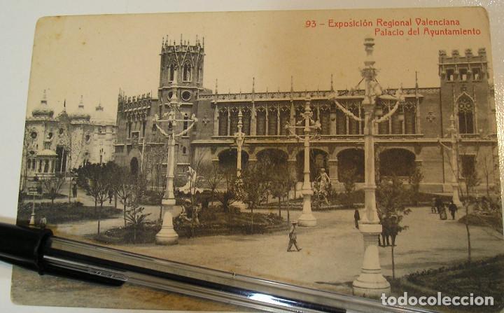 Postales: LOTE 20 ANTIGUAS TARJETA POSTAL EXPOSICION REGIONAL VALENCIANA FOTOS TODAS POSTALES (19) - Foto 5 - 183959092