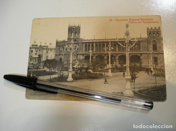 Postales: LOTE 20 ANTIGUAS TARJETA POSTAL EXPOSICION REGIONAL VALENCIANA FOTOS TODAS POSTALES (19) - Foto 6 - 183959092