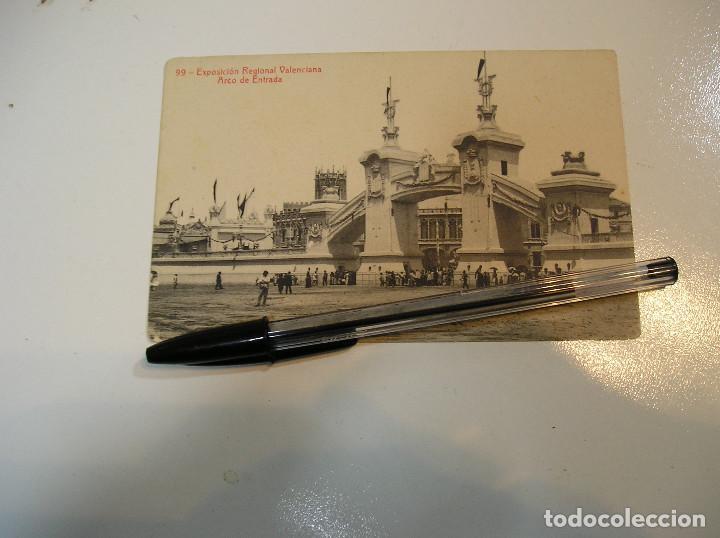 Postales: LOTE 20 ANTIGUAS TARJETA POSTAL EXPOSICION REGIONAL VALENCIANA FOTOS TODAS POSTALES (19) - Foto 8 - 183959092