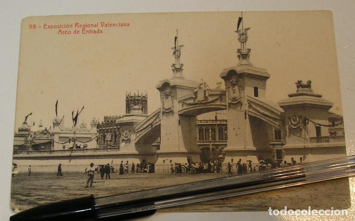 Postales: LOTE 20 ANTIGUAS TARJETA POSTAL EXPOSICION REGIONAL VALENCIANA FOTOS TODAS POSTALES (19) - Foto 9 - 183959092