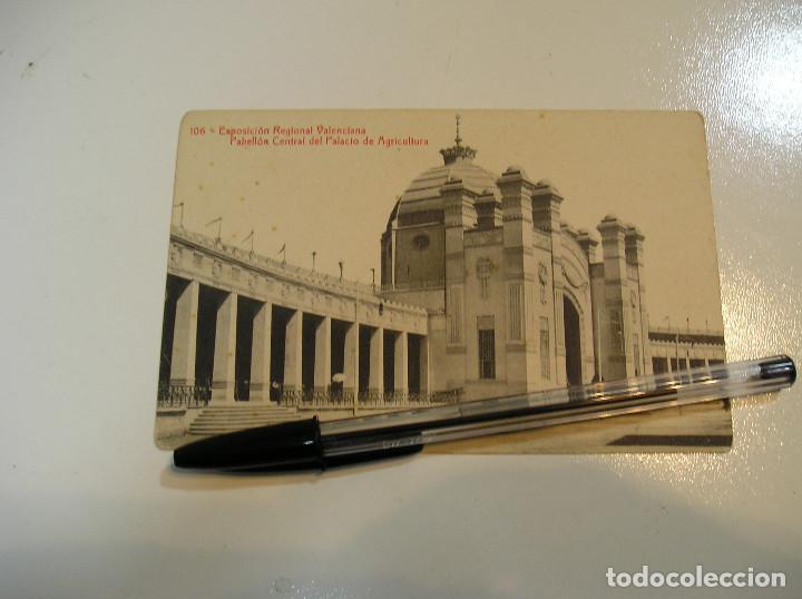 Postales: LOTE 20 ANTIGUAS TARJETA POSTAL EXPOSICION REGIONAL VALENCIANA FOTOS TODAS POSTALES (19) - Foto 17 - 183959092