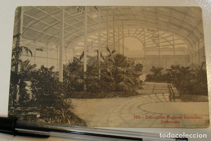 Postales: LOTE 20 ANTIGUAS TARJETA POSTAL EXPOSICION REGIONAL VALENCIANA FOTOS TODAS POSTALES (19) - Foto 21 - 183959092