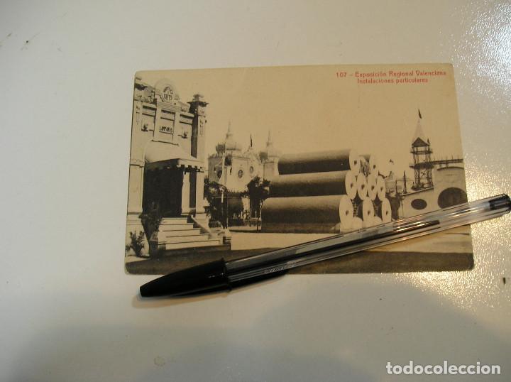 Postales: LOTE 20 ANTIGUAS TARJETA POSTAL EXPOSICION REGIONAL VALENCIANA FOTOS TODAS POSTALES (19) - Foto 23 - 183959092