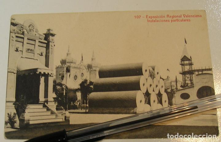Postales: LOTE 20 ANTIGUAS TARJETA POSTAL EXPOSICION REGIONAL VALENCIANA FOTOS TODAS POSTALES (19) - Foto 24 - 183959092